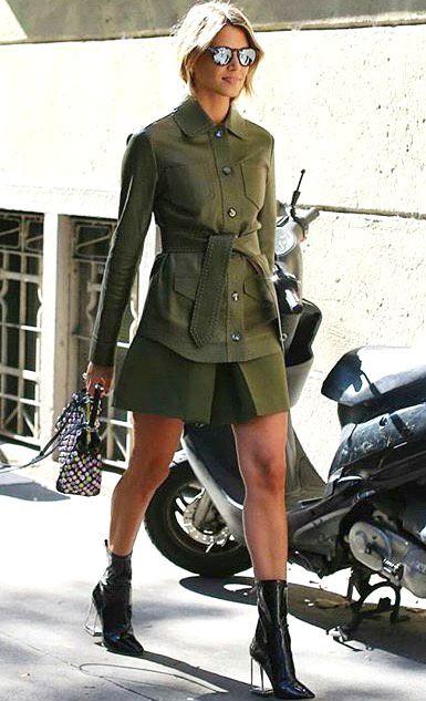 Dresses ideas with trench coat, jacket, coat