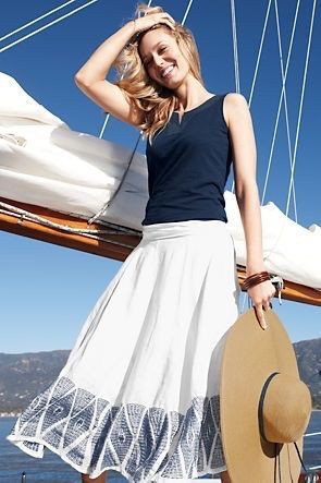 White outfit ideas with jacket, shorts, skirt