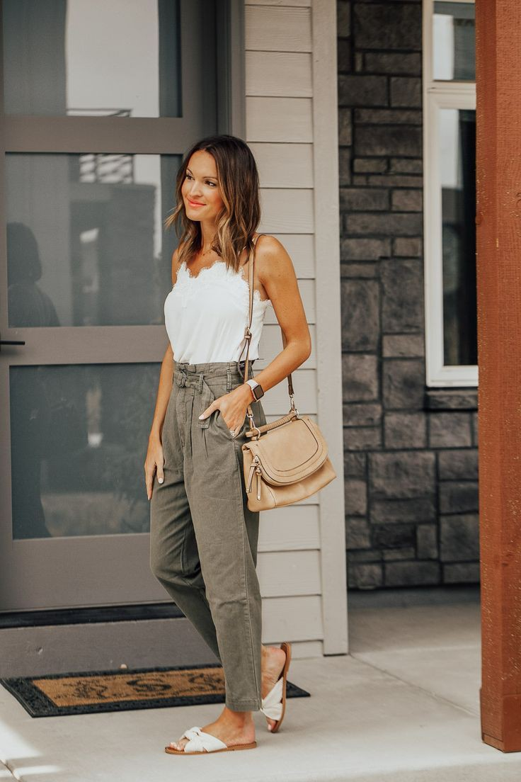 Cargo pants and slippers, street fashion, cargo pants, casual wear, flip flops