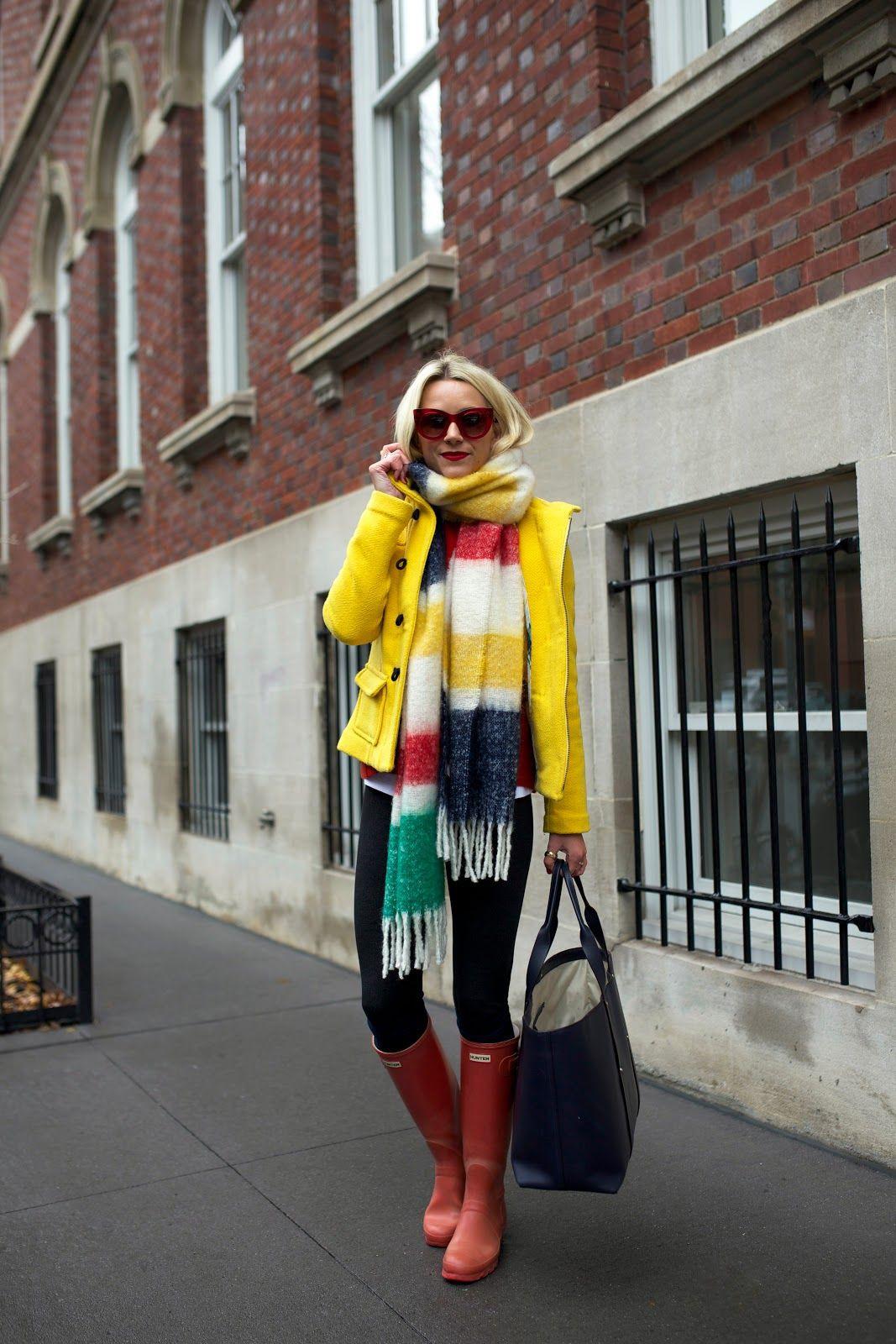 Colour combination colorful rainy outfit hunter boot ltd, fashion accessory