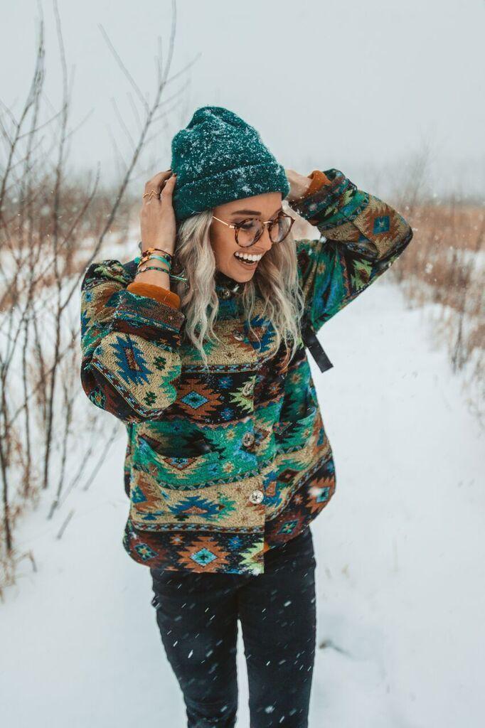 Instagram winter fashion quotes, fashion photography, winter clothing, pura vida, knit cap