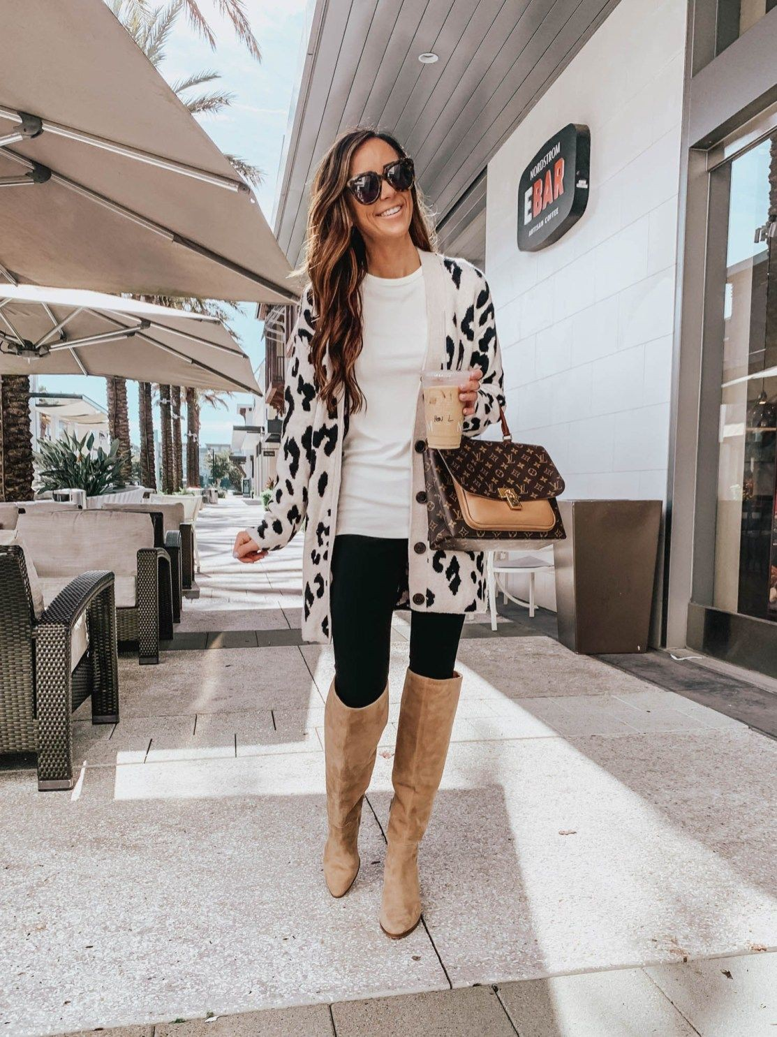 Black and white colour combination with shorts, blazer, jeans
