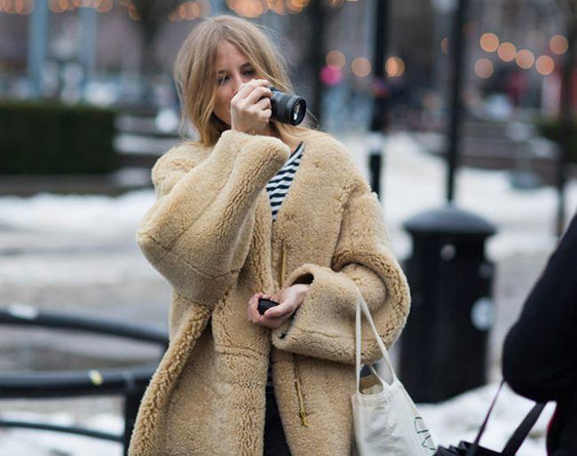 Comment porter la doudoune en ville