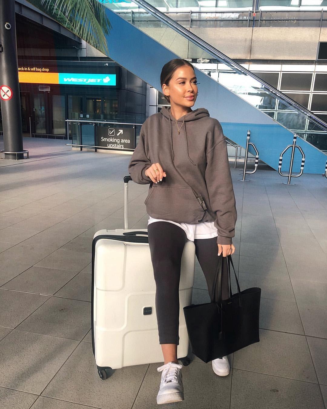 Instagram fashion dubai airport outfits, street fashion