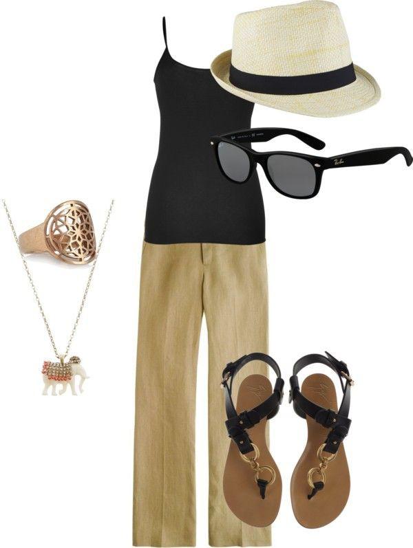Fashionnova with fashion accessory, leggings, fedora