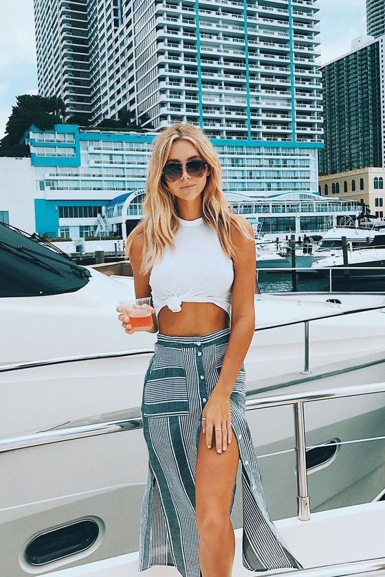 Turquoise dresses ideas with spaghetti strap, crop top, skirt