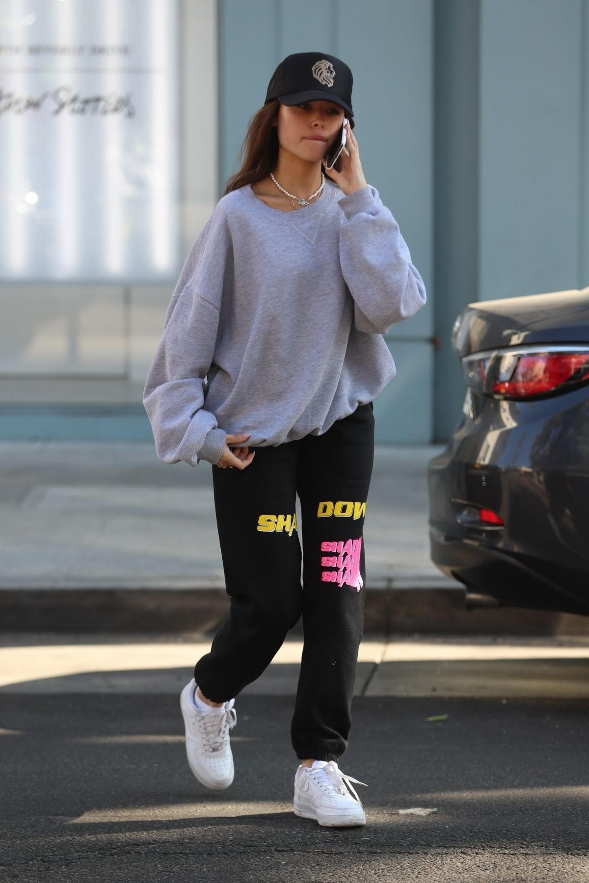 Madison beer chill outfits hip hop fashion, street fashion