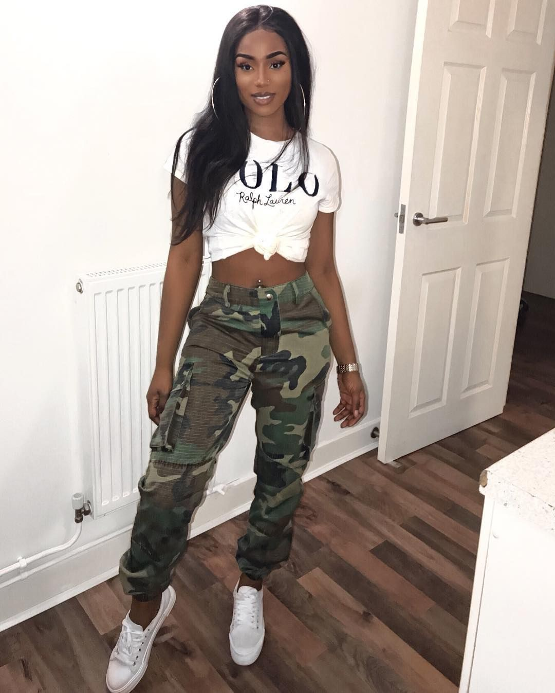 Cute outfits with cargo pants