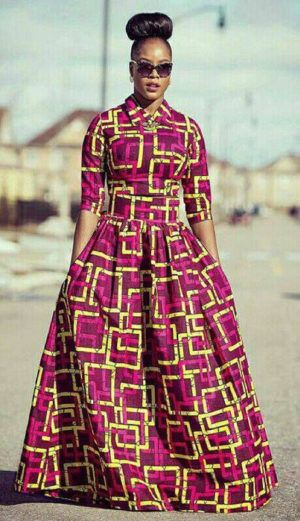 African wax print dresses african wax prints, casual dresses