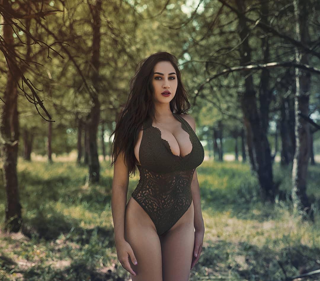 Louisa Khovanski lingerie photoshoot swimwear classy outfit, photoshoot ideas