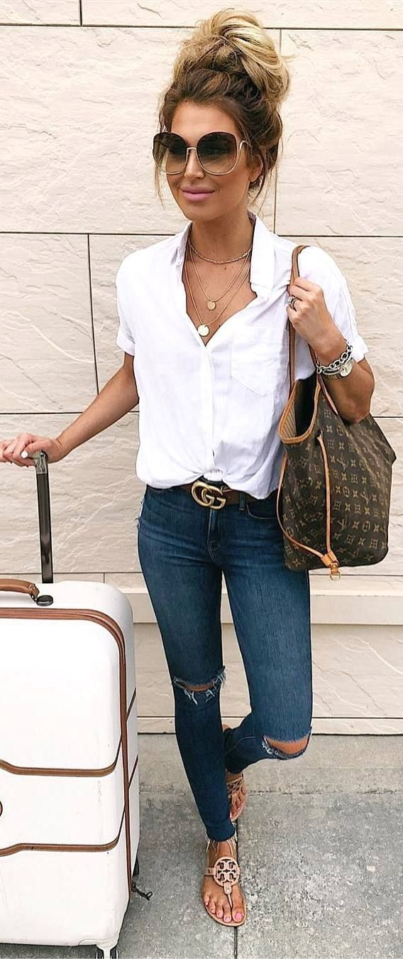 Casual classy summer outfits, fashion accessory, dress shirt, casual wear