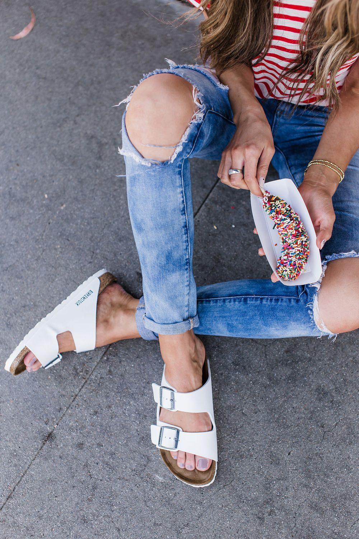 Arizona essentials eva instagram, birkenstock gizeh, street fashion, arizona eva, madrid eva