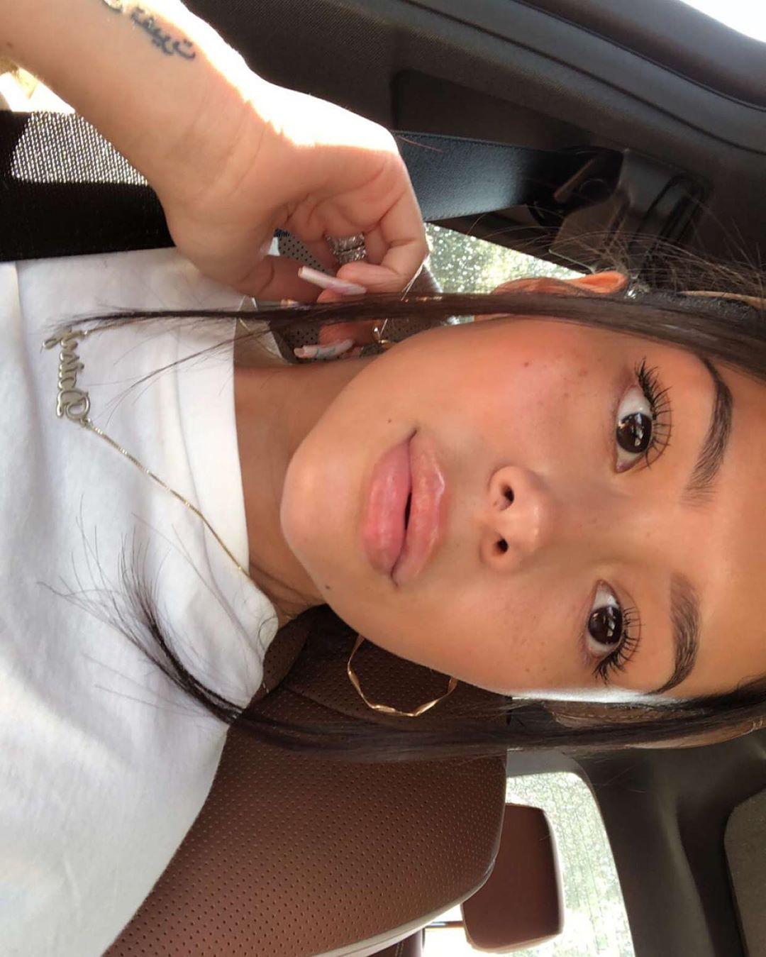 Daisy Marquez Natural Black Hair, Bautiful Face, Nail Polish