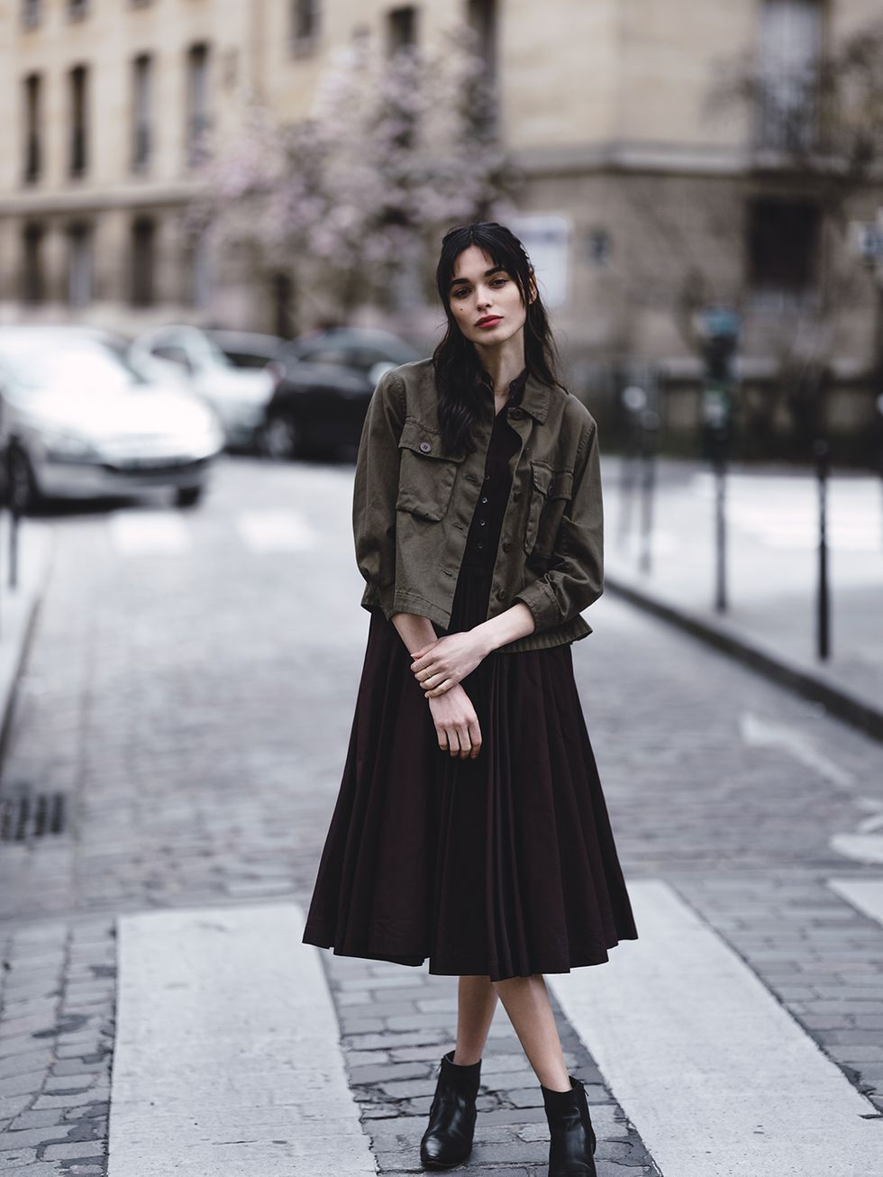 Brown and black colour outfit, you must try with fashion accessory, trench coat, overcoat