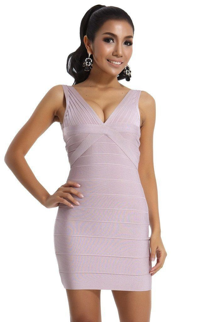 Pink colour combination with cocktail dress, sheath dress