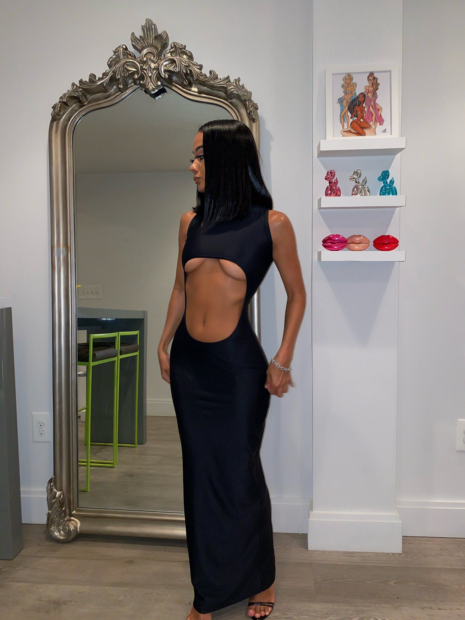 Black vogue ideas with cocktail dress, wedding dress, evening gown