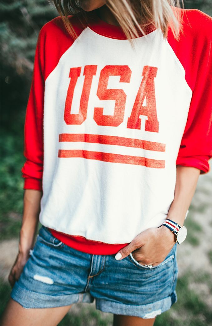 Casual july 4th outfits, independence day, street fashion, casual wear, t shirt