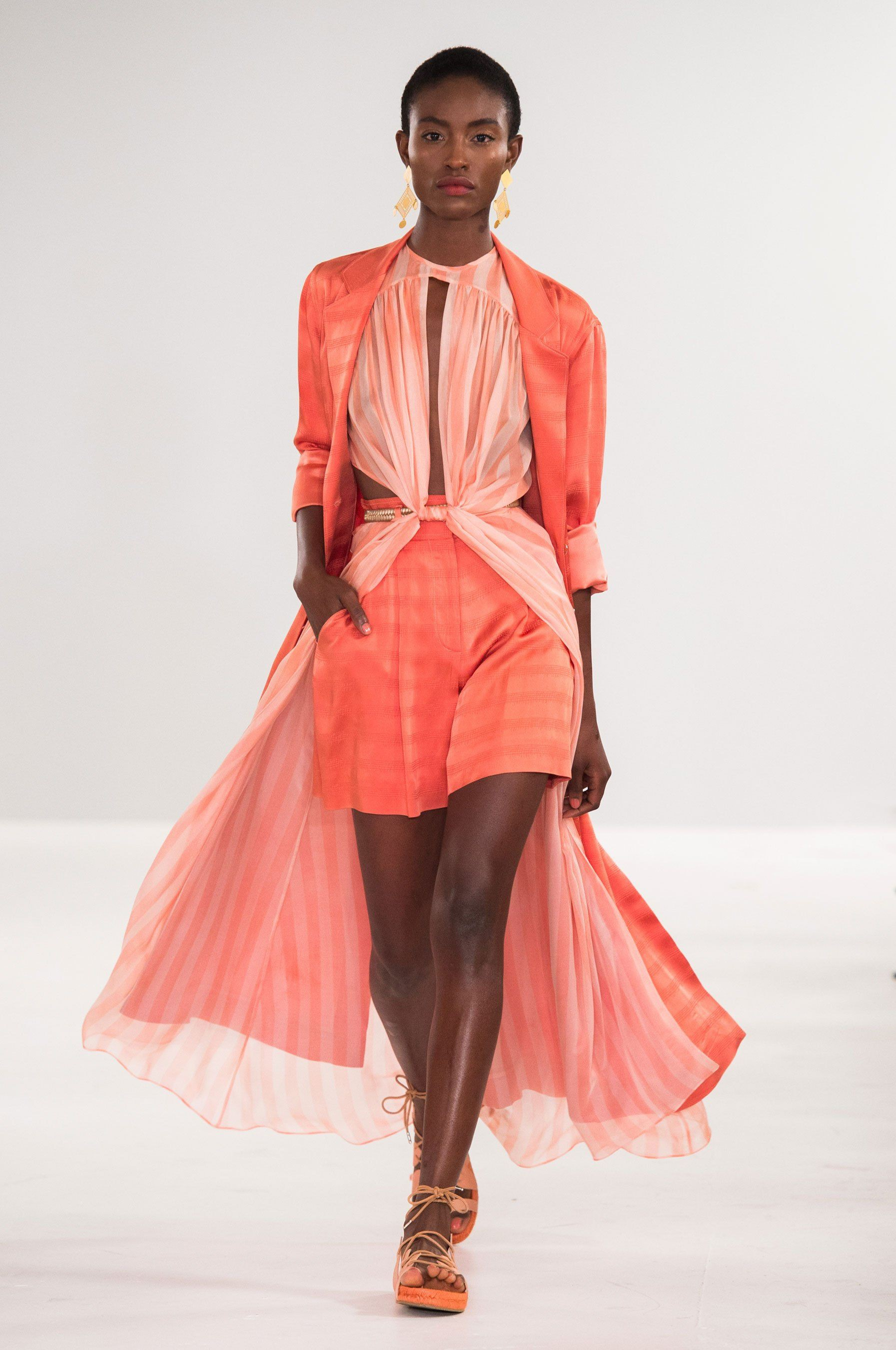 Orange dresses ideas with