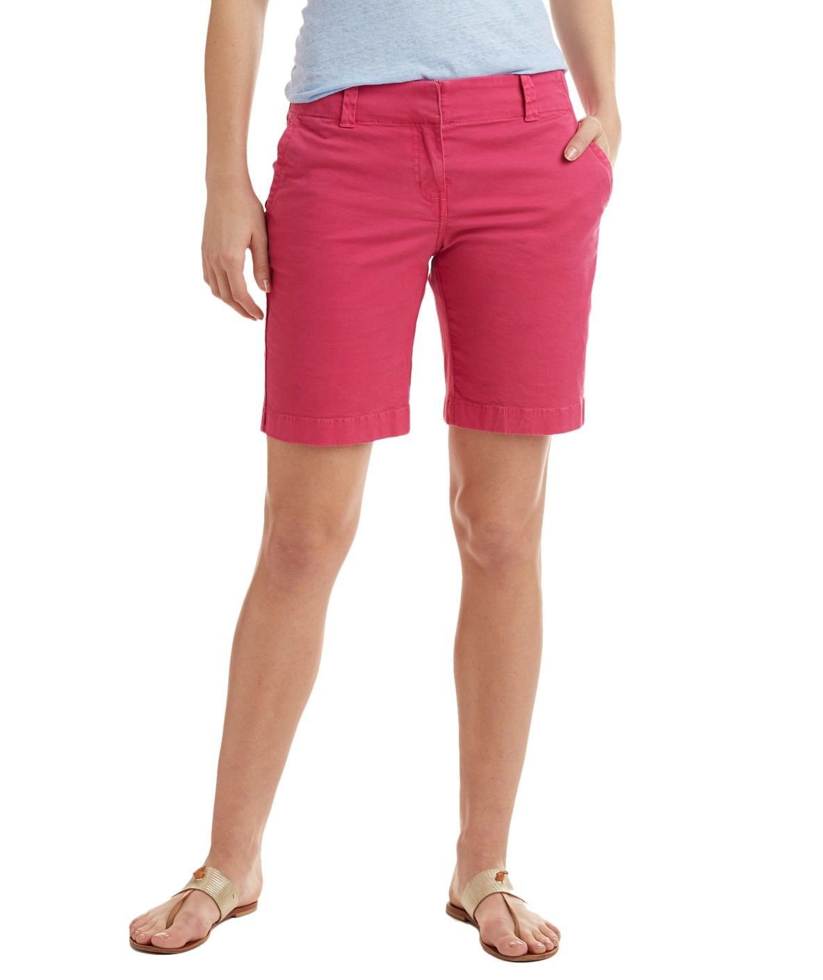 Magenta and pink cute outfit ideas with bermuda shorts, active shorts, board short
