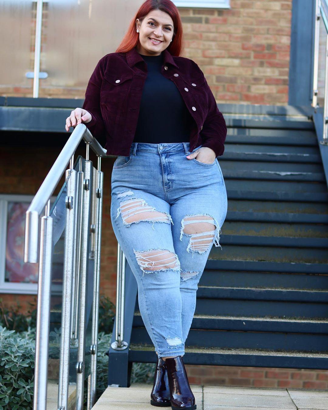 blue clothing ideas with denim, jeans, fine legs