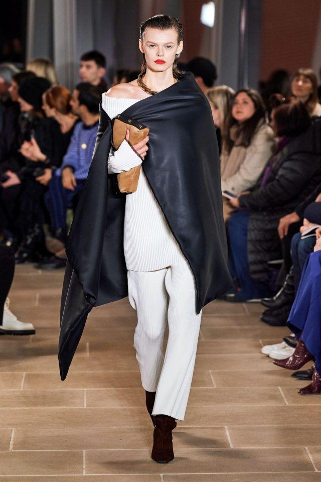 New York Fashion Week kaia jordan gerber, proenza schouler