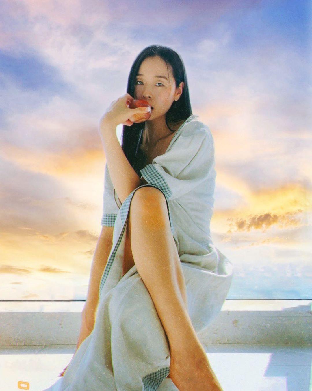 Sang A Yonini fashion photography, hot legs, Sexy Models