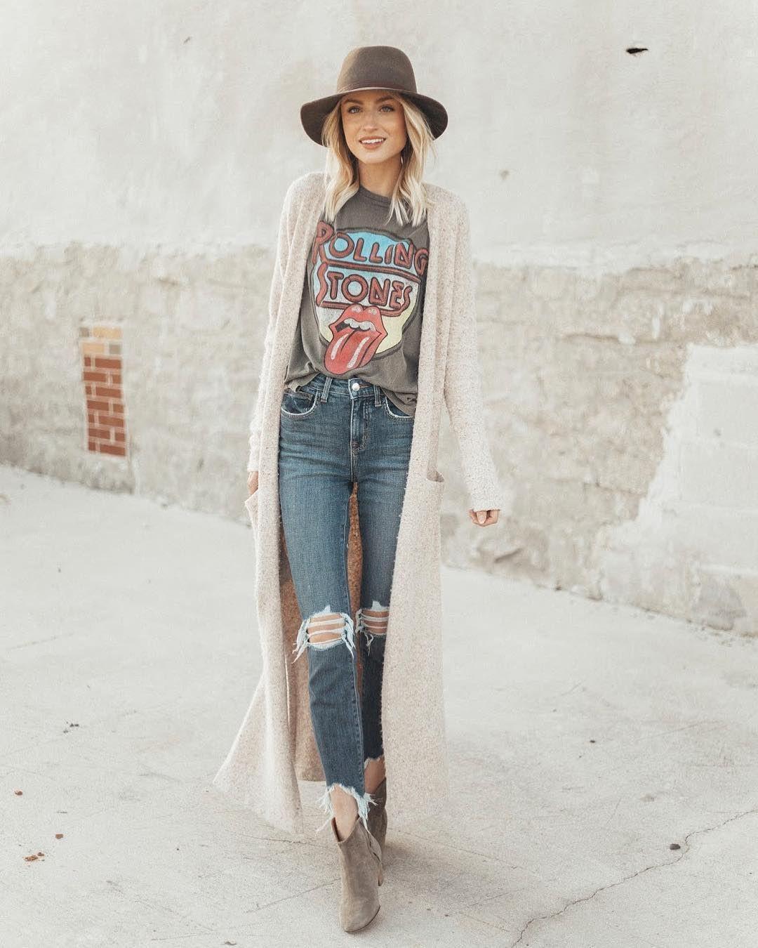 Little blonde book instagram, hipster fashion, street fashion, fashion blog, boho chic, t shirt