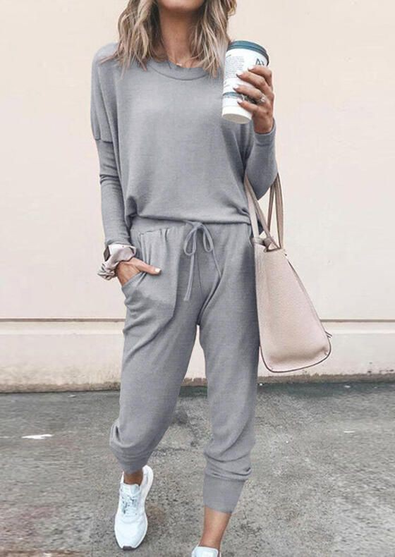 White colour outfit ideas 2020 with sportswear, sweatpant, trousers