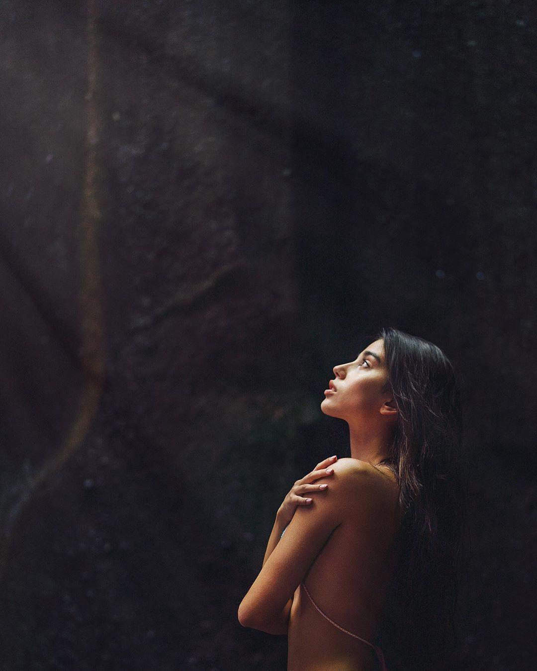Maja Strojek nude photography