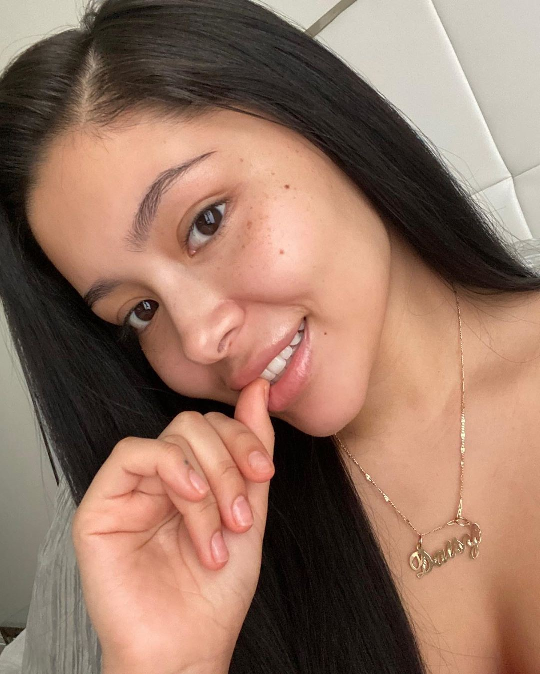 Daisy Marquez Black Hair Color Ideas, Girls With Cute Face, Lips Smile