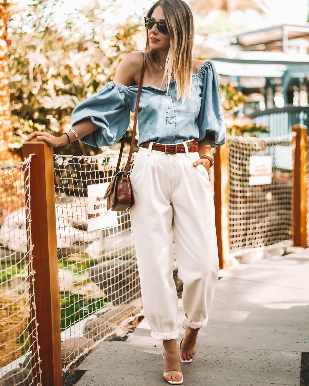 White colour outfit ideas 2020 with trousers, blazer, skirt