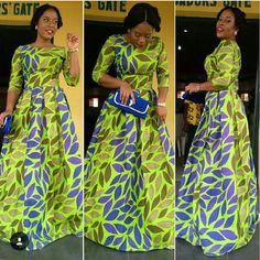 Ankara nigerian fashion style african wax prints, fashion design