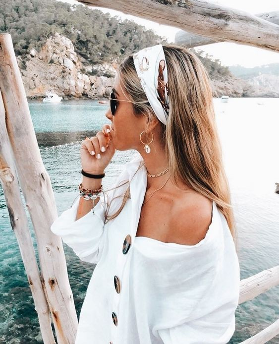 Colour outfit, you must try beach styles women, fashion accessory, fashion design, hair accessor ...