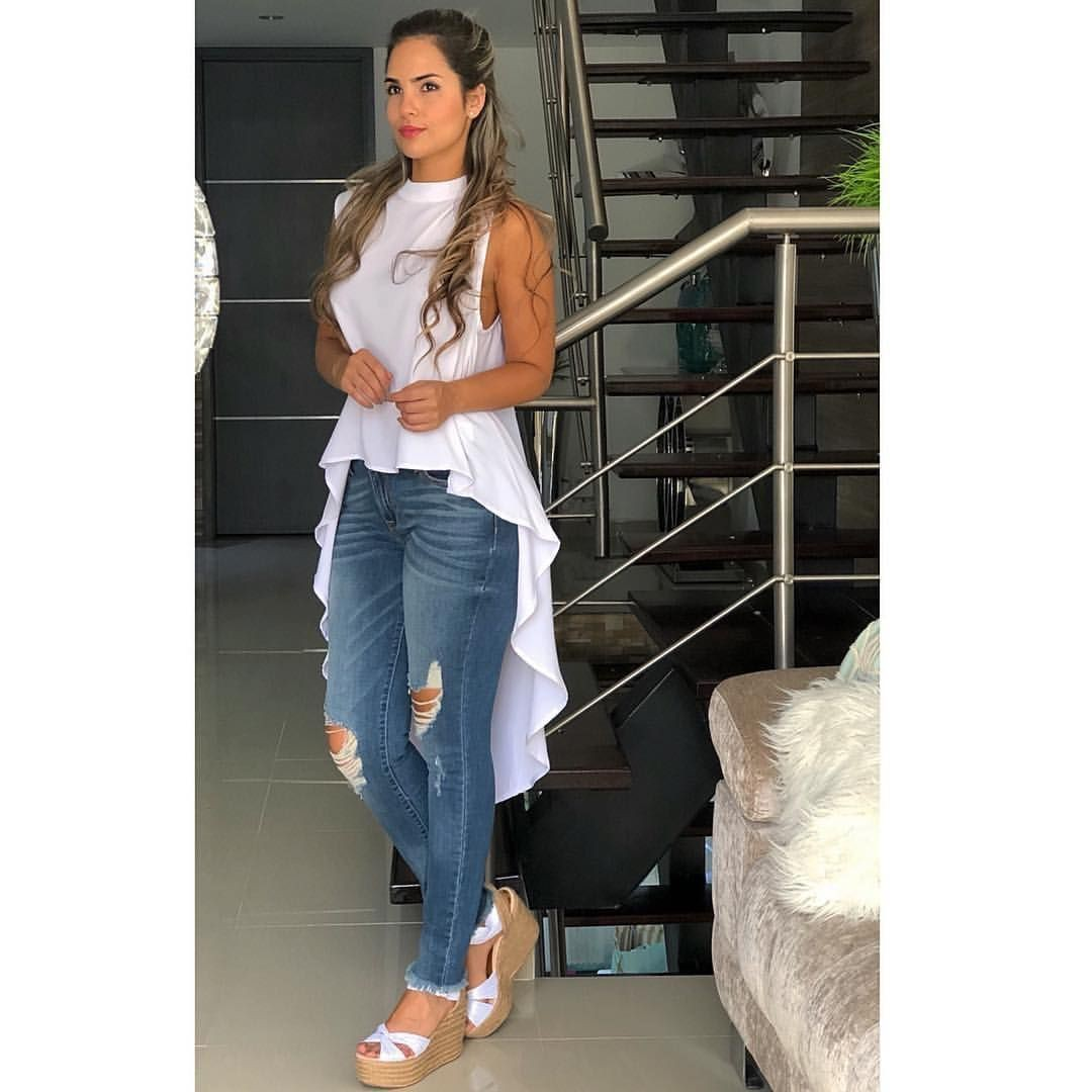Blusas blancas con cola, t shirt