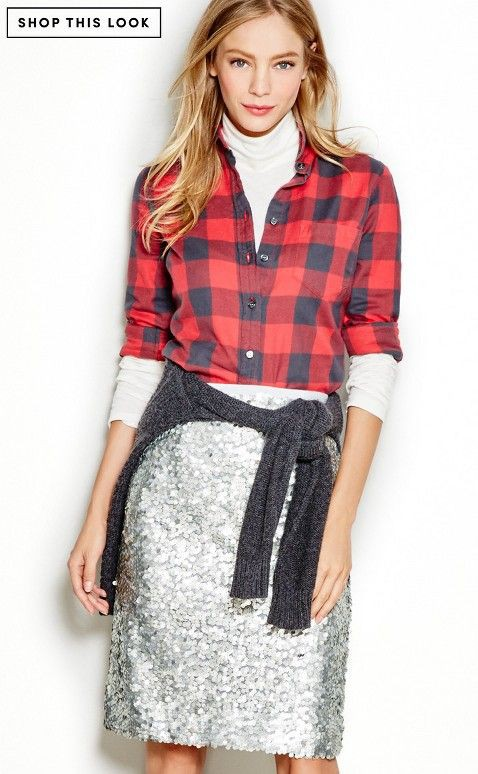 Dresses ideas with pencil skirt, miniskirt, tartan