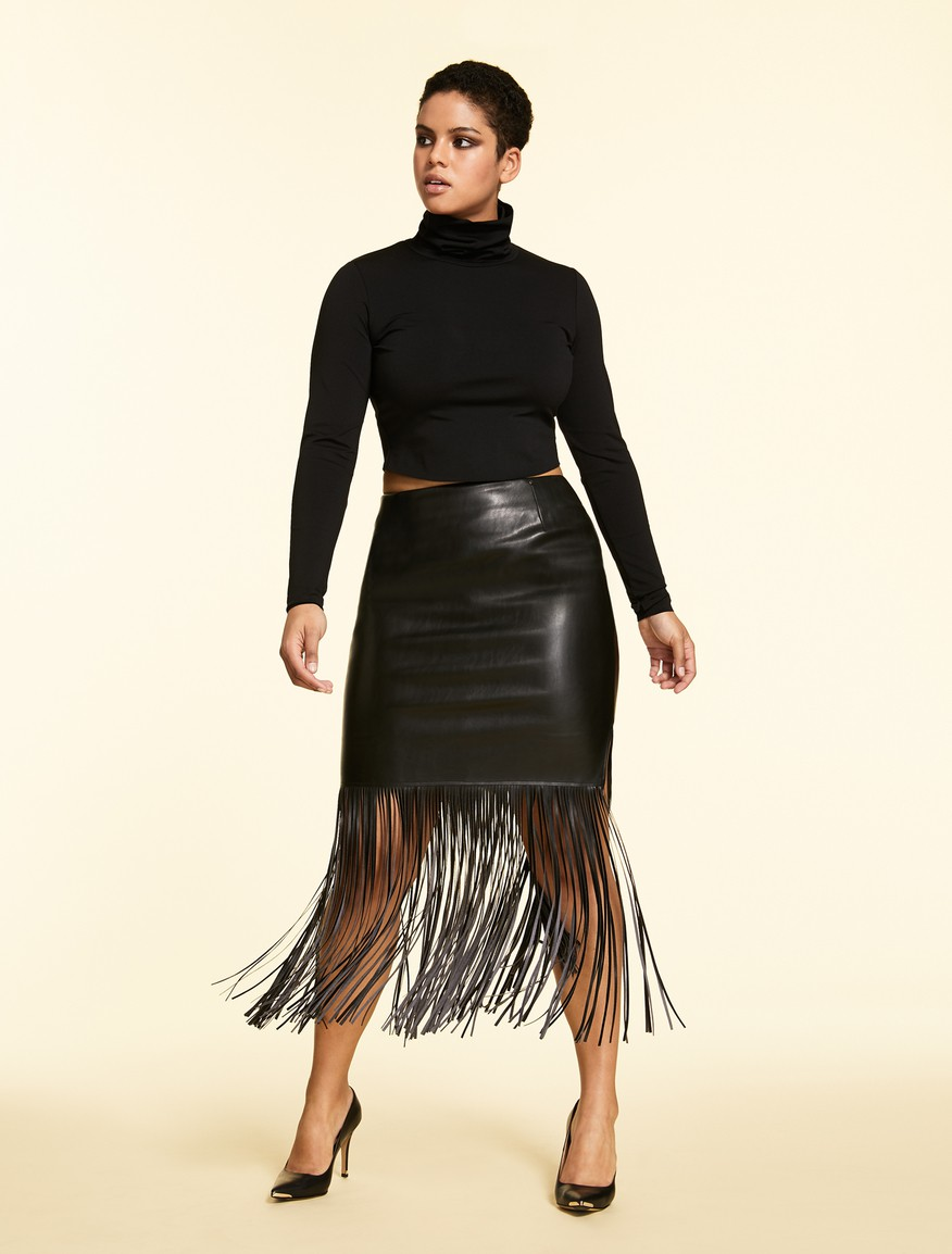 Colour outfit, you must try with pencil skirt, trousers, skirt
