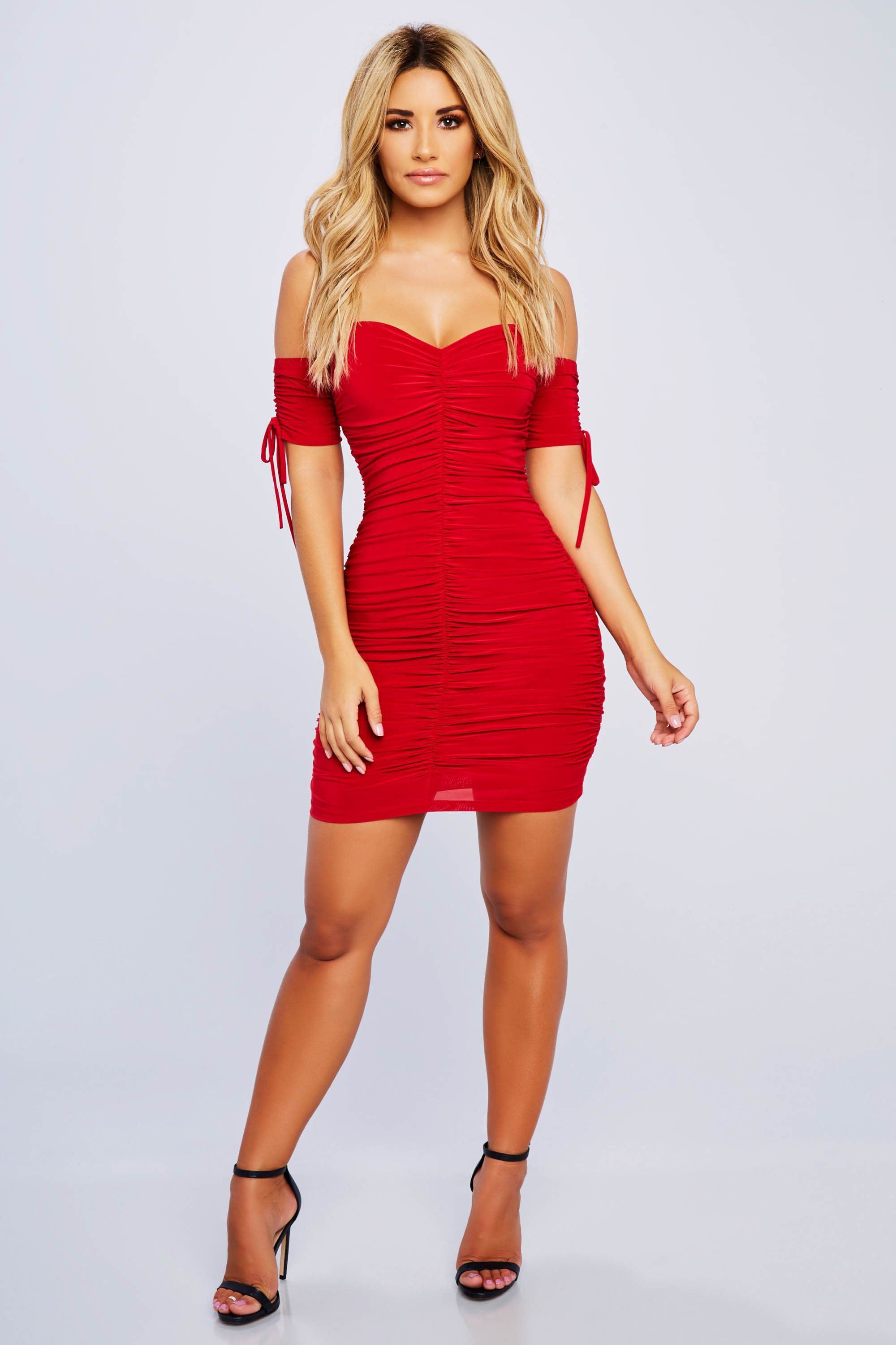 Colour outfit with cocktail dress, maxi dress, day dress, skirt