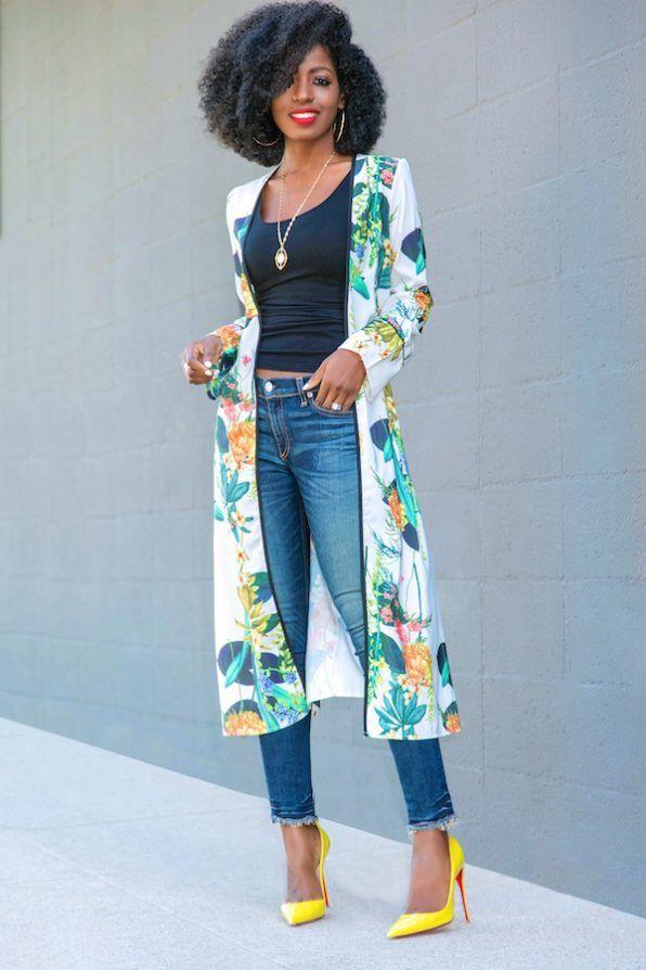 Clothing ideas kimono duster outfit vestido manga kimono, street fashion
