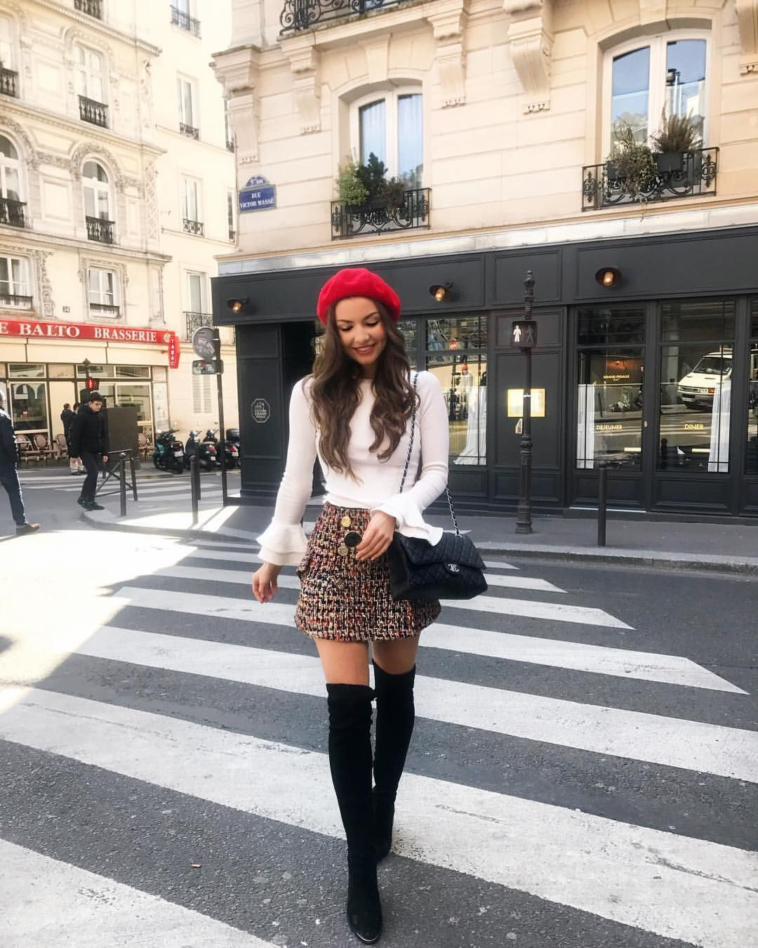 Outfit Pinterest winter skirt outfits, winter clothing, street fashion, casual wear