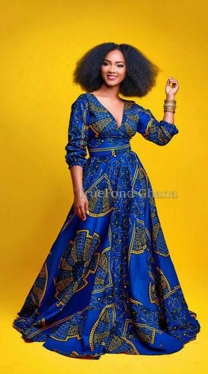 Colour outfit ideas 2020 african cultural dresses african wax prints, casual dresses