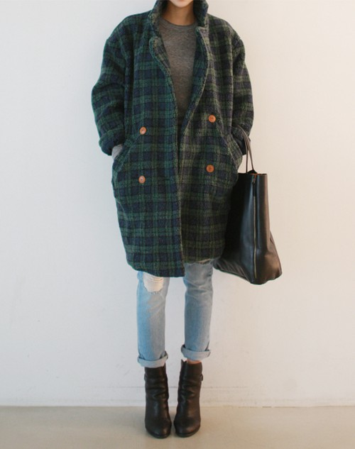Colour outfit ideas 2020 with vintage clothing, overcoat, jacket