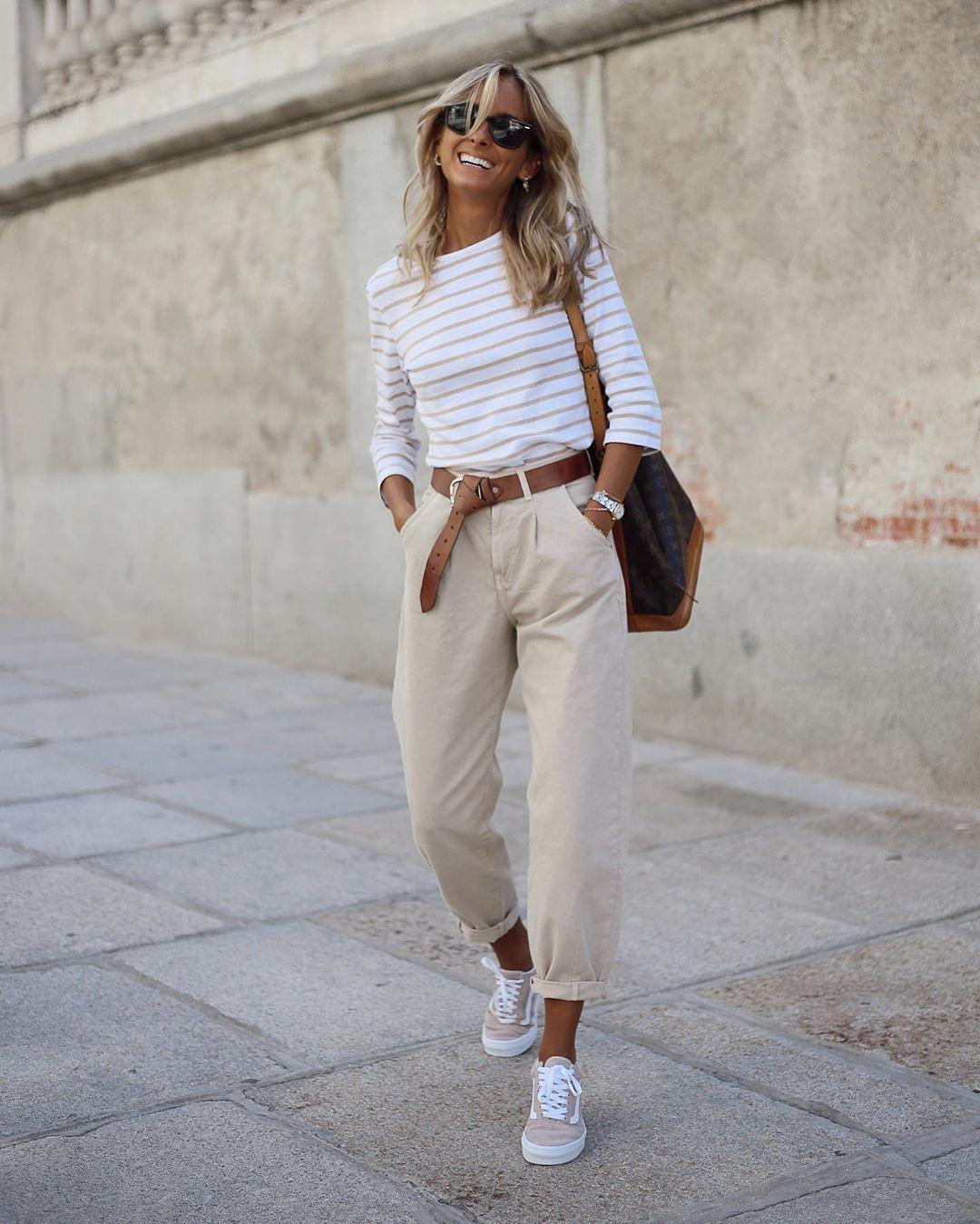 Look pantalon slouchy invierno, street fashion, trench coat, t shirt