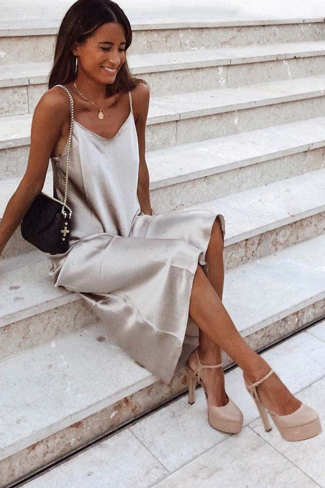 White outfit Stylevore with
