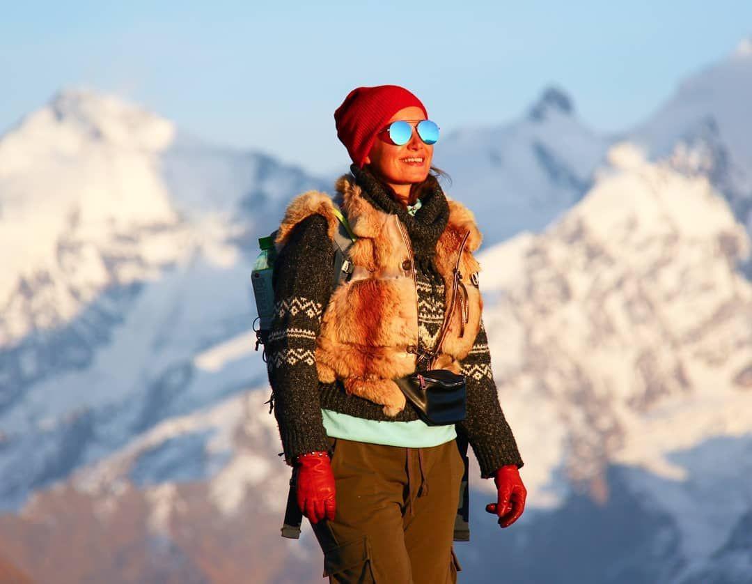 Attire mountaineer,