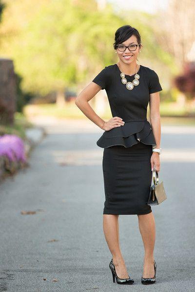 Outfit instagram little black dress little black dress, street fashion
