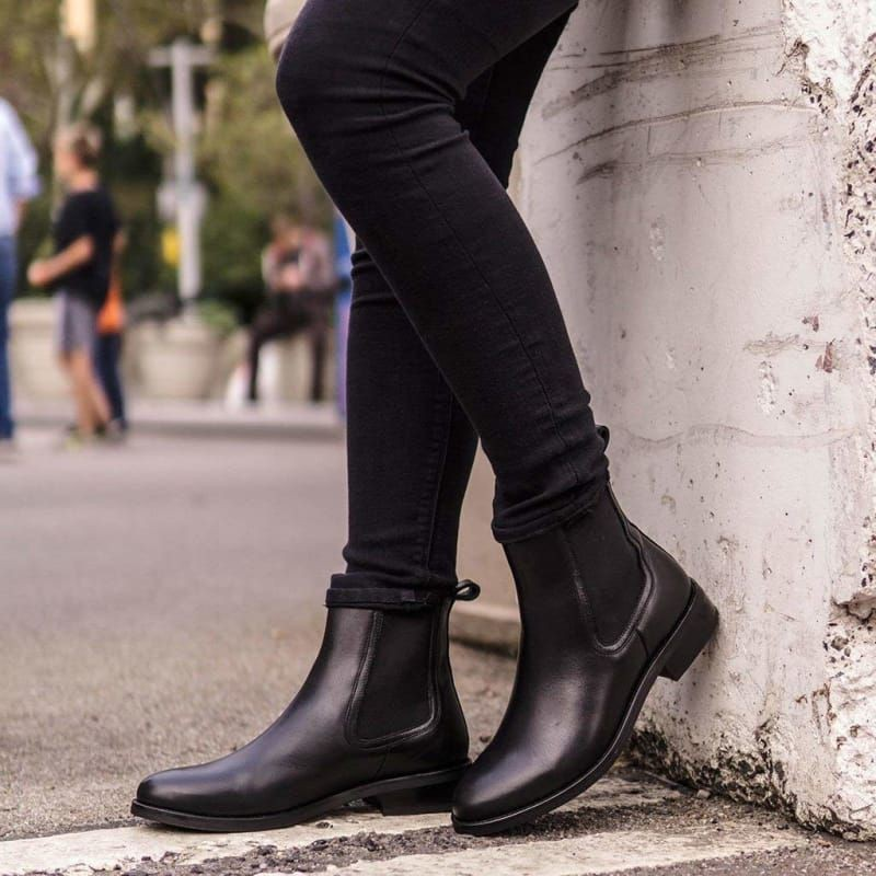 Outfit ideas womens chelsea boots high heeled shoe, knee high boot