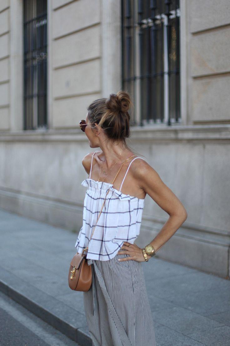 Street style june 2018 summer dress