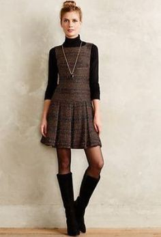 Brown colour outfit, you must try with trousers, sweater, skirt