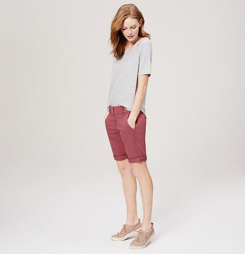 White and pink colour outfit, you must try with trousers, shorts, shirt