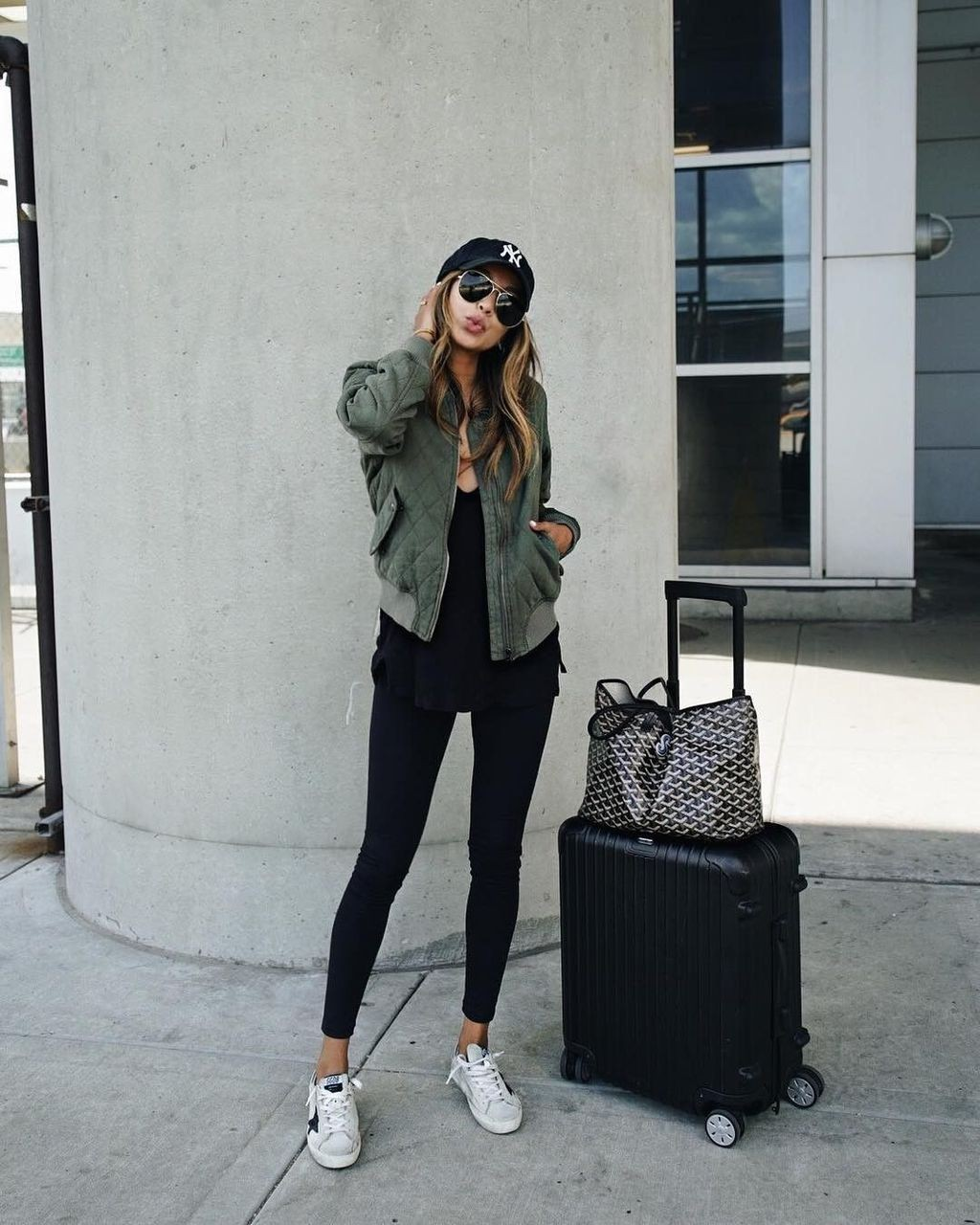 Colour outfit ideas 2020 airport outfits ideas, street fashion